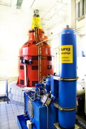 Generator Trettach 1