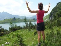 Gipfelglück-Yoga