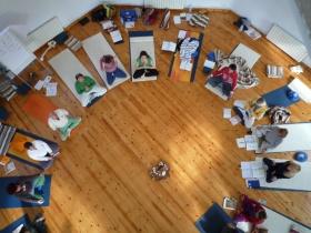 Yogalehrer-Ausbildung 2010 Casa el Morisco