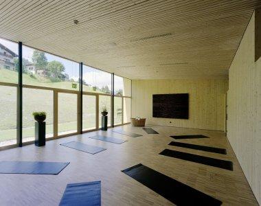 Yogaraum Naturhotel