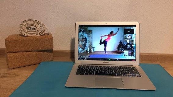 Yoga für Dich online