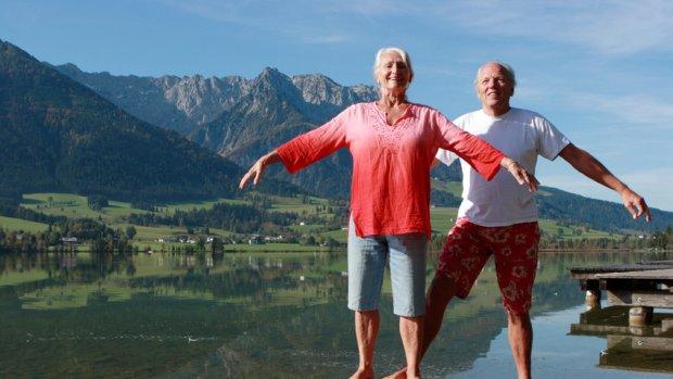 Yoga für jedermann und jedefrau und überall