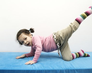 Yoga macht Spaß - in jedem Alter