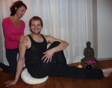 erlebe individuelles Yoga