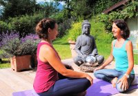 Begegnung im Yoga