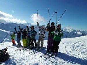 Young Alps Skilager - das Höchste