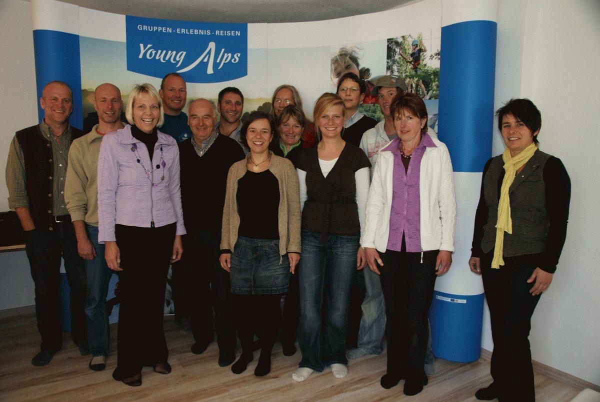 Young Alps Mitglieder