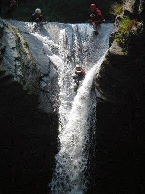 Wasserspaß bei der Schülerreise im Allgäu