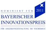 Bayrischer Innovationspreis nominiert 2011