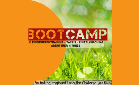 Fitness Bootcamp und Training