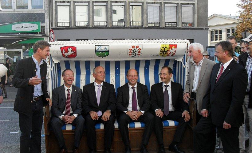 Bonn 2011 - Besuch aus den Staatskanzleien