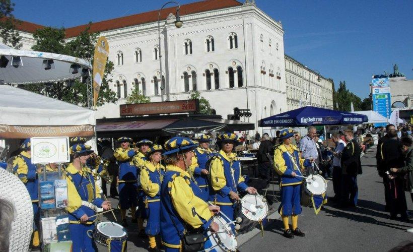 Die Landskron Herolde aus Görlitz
