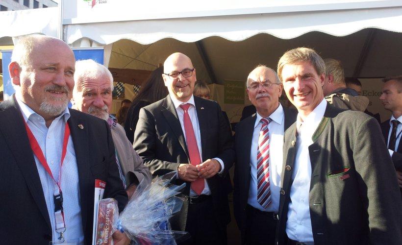 Ministerpräsident des Landes Schleswig-Holstein Torsten Albig