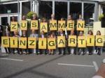 Das Motto 2013 in Stuttgart: Zusammen einzigartig