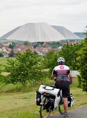 Monte Kali bei Heringen