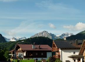 Alpenblick bei Oberstdorf