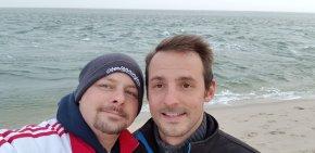 Zipfeltour Daniel und Christian List