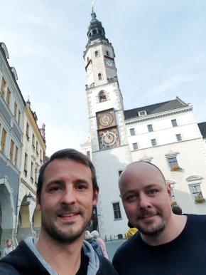 Zipfeltour Daniel und Christian Görlitz
