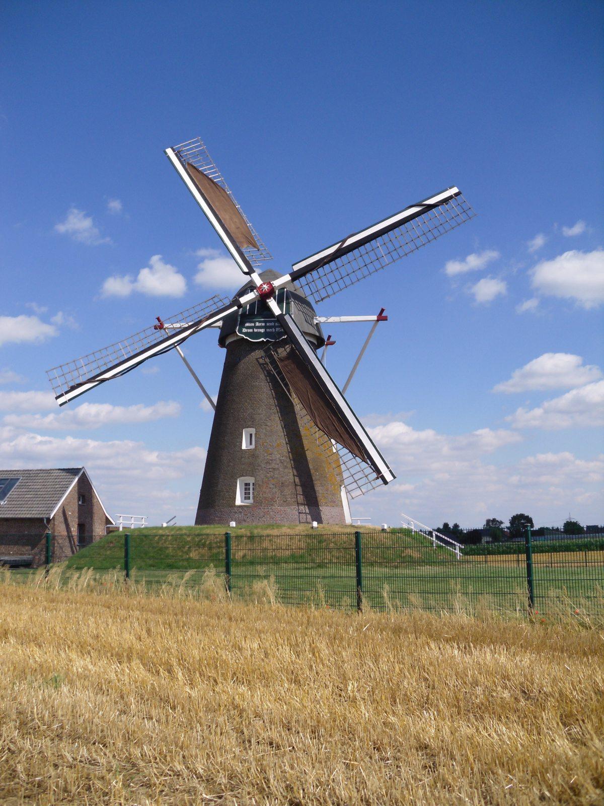 Windmühle Haaren
