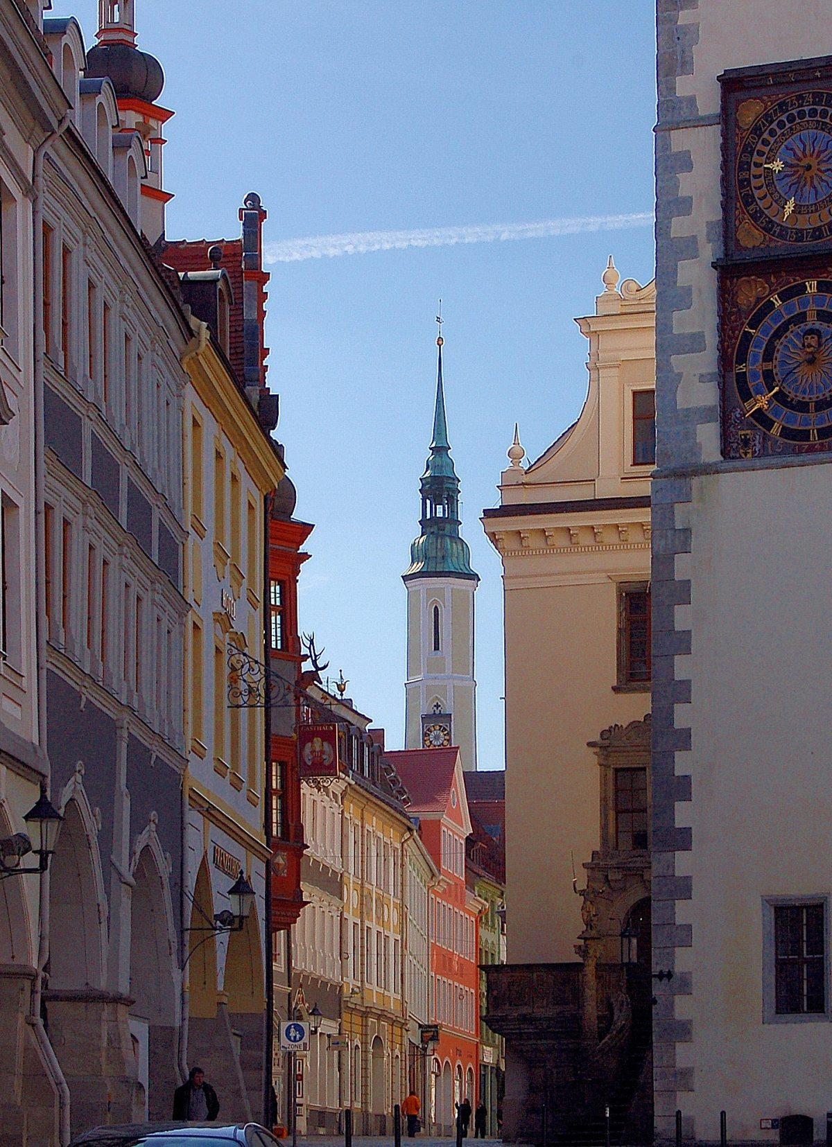 Brüderstraße in Görlitz